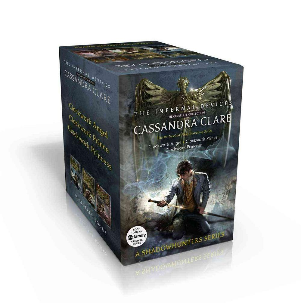 The Infernal Devices, the Complete CollectionClockwork Angel; Clockwork Prince; Clockwork Pr... by Cassandra Clare, ISBN: 9781481456609