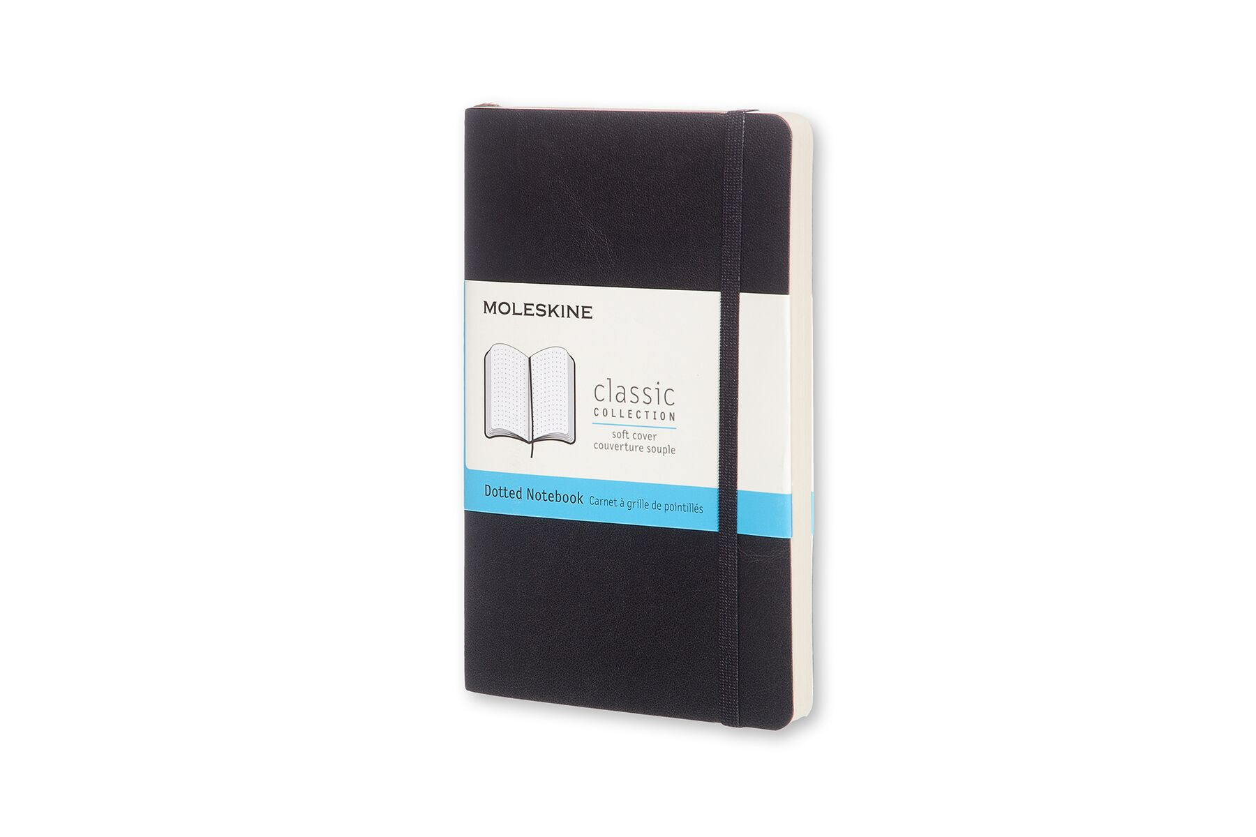 Moleskine Pocket Dotted Notebook Soft
