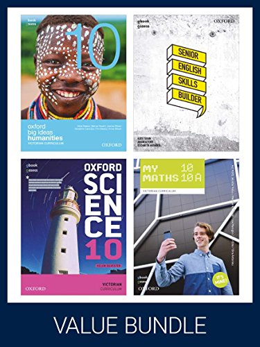 Oxford Vicpack 10 Student Books + Obook AssessThis Value Pack Includes: Senior English Skills...