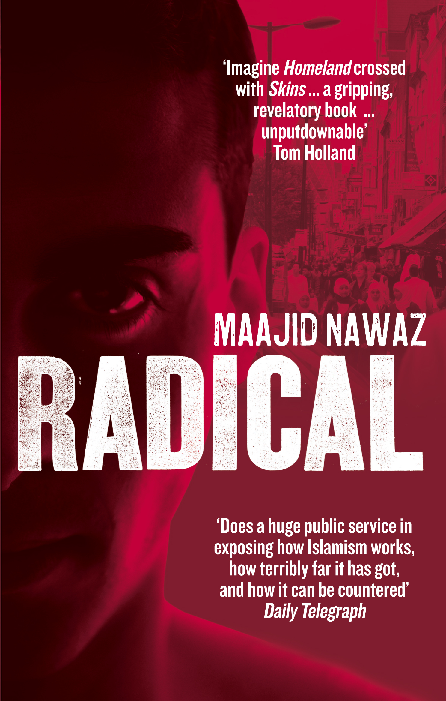 Cover Art for Radical: My Journey from Islamist Extremism to a Democratic Awakening, ISBN: 9780753540770