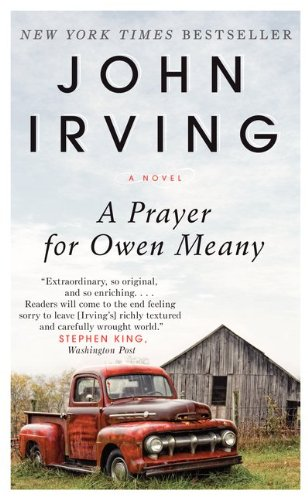 a prayer for owen meany by john irving owen meany and jesus christ A prayer for owen meany by john irving  he is jesus reborn and although this isn't stated until towards the end of the book, irving prepares his credentials in advance, with meany casting.