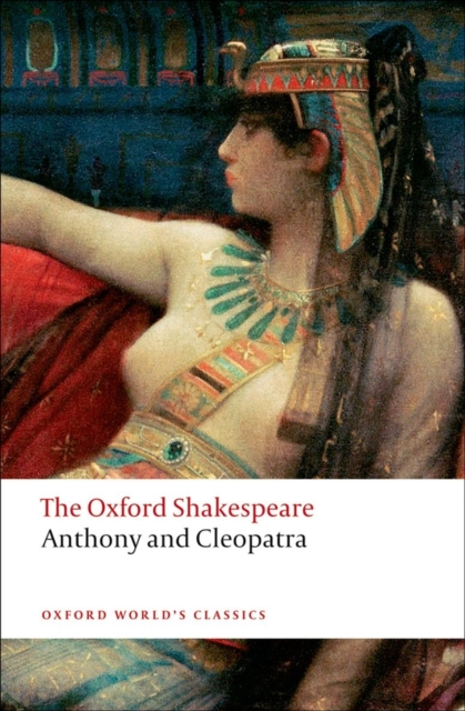 Anthony and Cleopatra by William Shakespeare, ISBN: 9780199535781