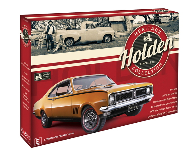Holden - Heritage Collection, The