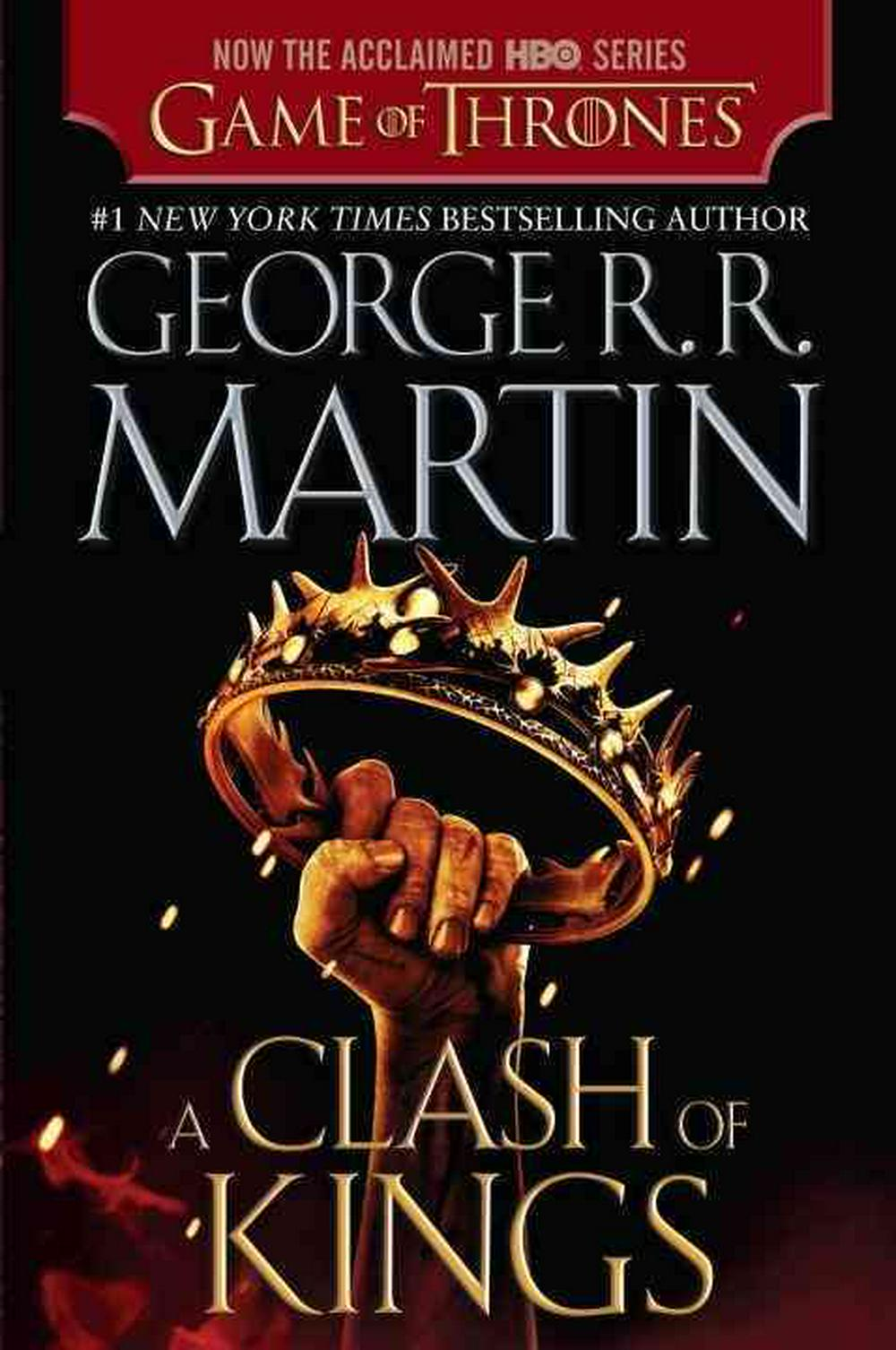 Cover Art for A Clash of Kings, ISBN: 9780345535412