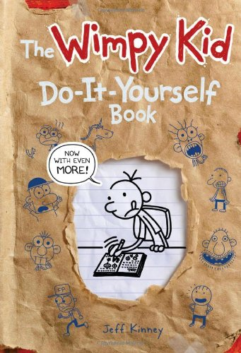 Booko comparing prices for diary of a wimpy kid do it yourself book diary of a wimpy kid do it yourself book by jeff kinney isbn solutioingenieria Gallery