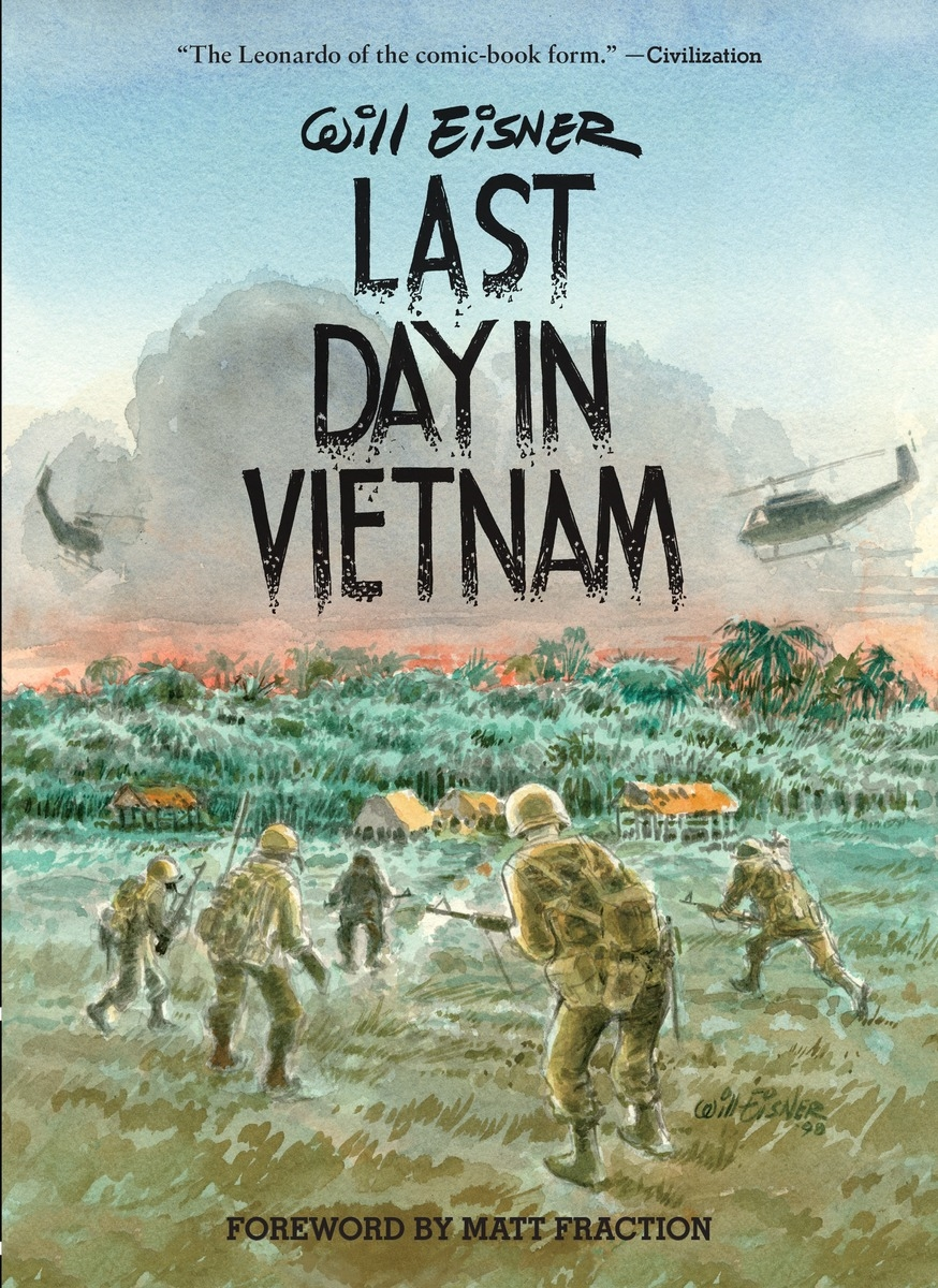 Last Day In Vietnam (2nd)