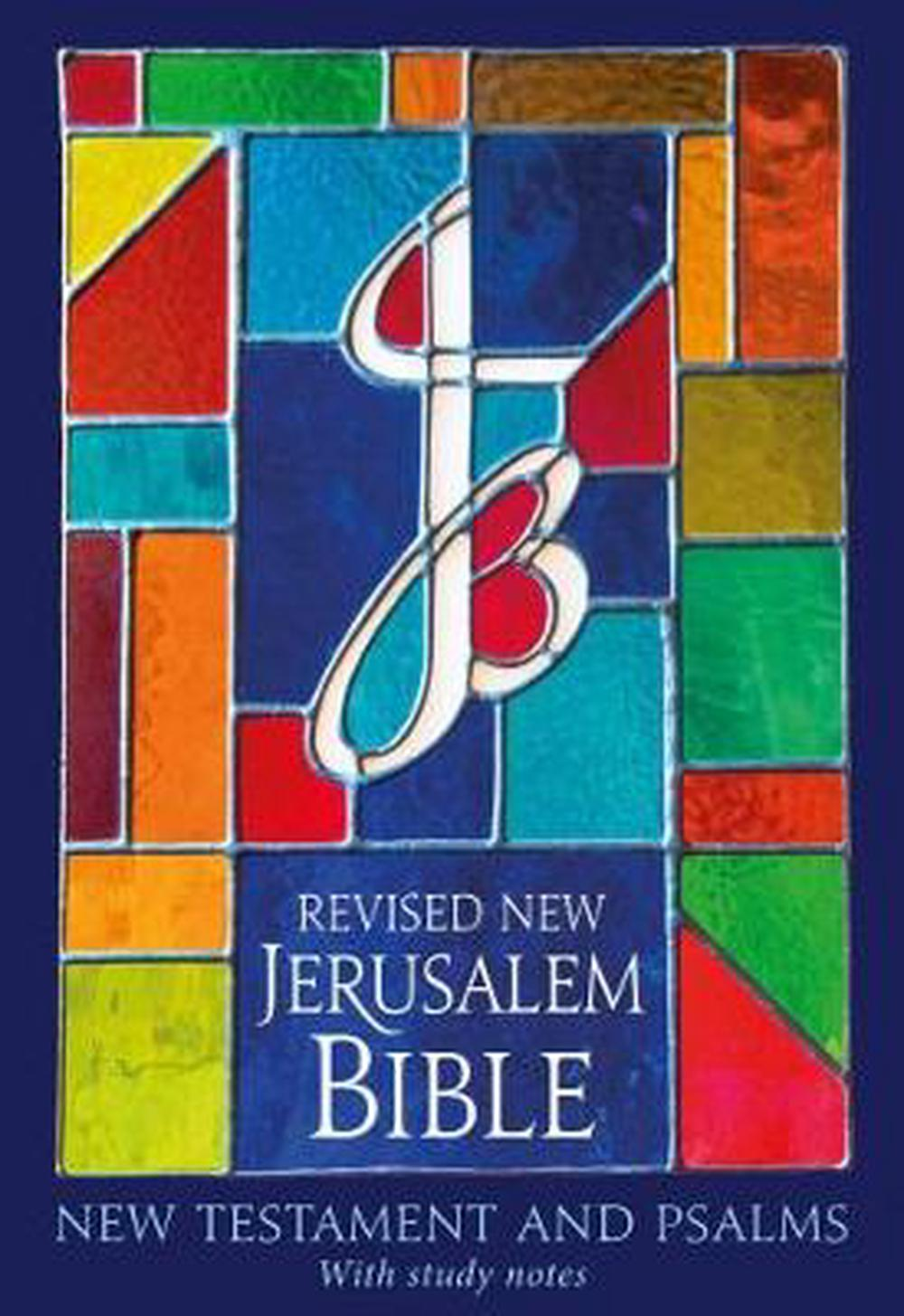 The RNJB: New Testament and PsalmsRevised New Jerusalem Bible