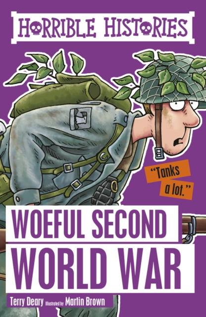 Woeful Second World WarHorrible Histories