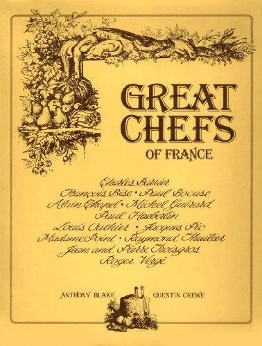 Great Chefs of France