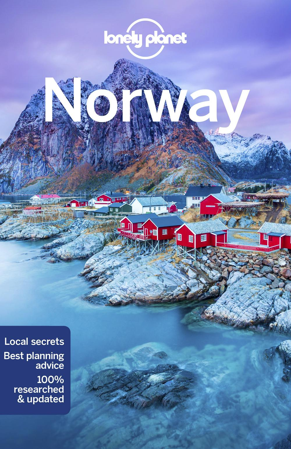 Lonely Planet Norway (Travel Guide) by Lonely Planet, ISBN: 9781786574657