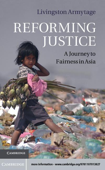 Reforming Justice by Livingston Armytage, ISBN: 9781139368933