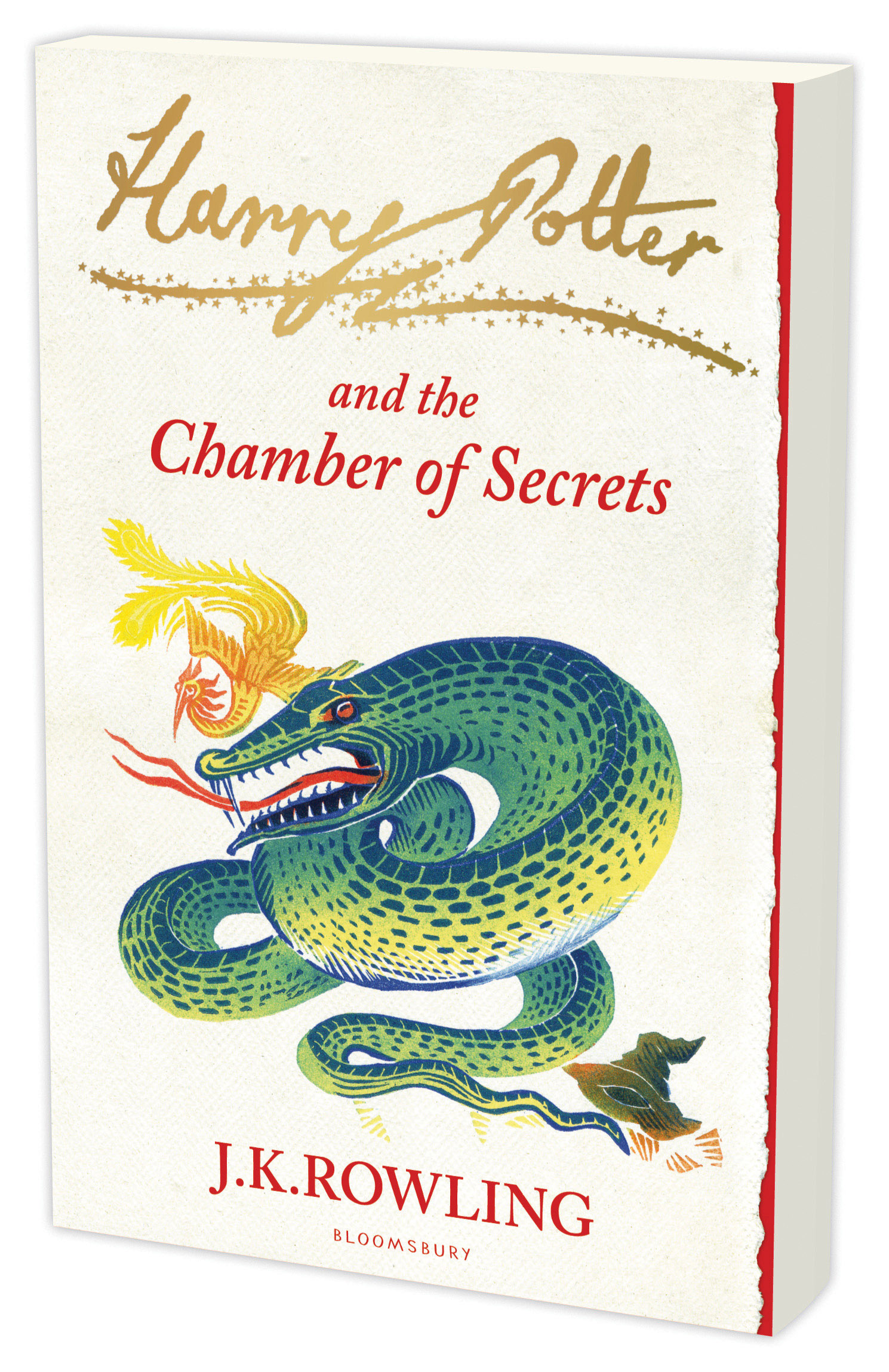 Harry Potter and the Chamber of Secrets signature edition