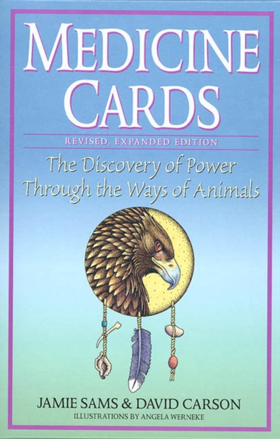 Medicine Cards: The Discovery of Power Through the Ways of Animals (Hardcover)