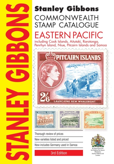 Stanley Gibbons Catalogue 2015Eastern Pacicic (Including Cook Islands, Aituta...