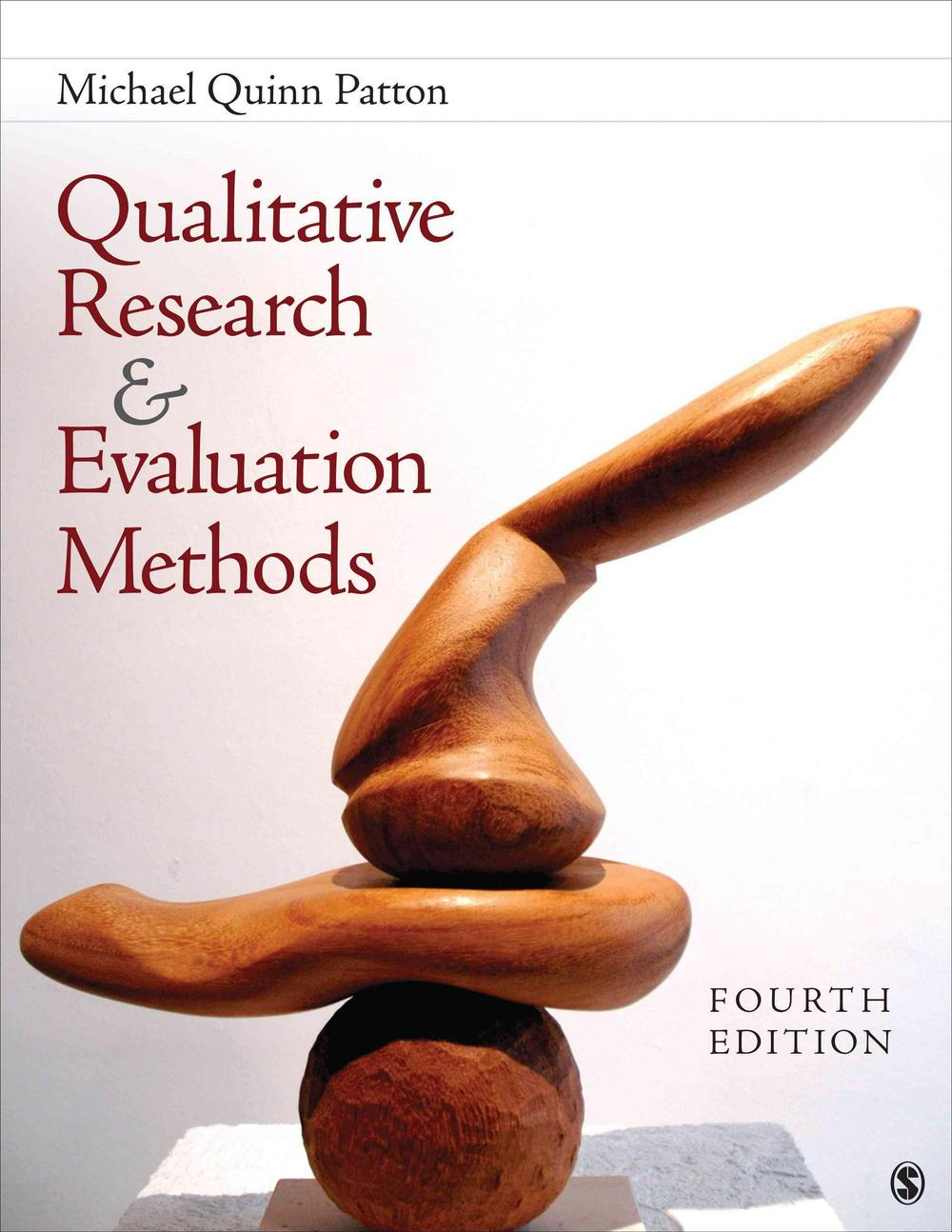 Qualitative Research & Evaluation Methods by Michael Quinn Patton, ISBN: 9781412972123