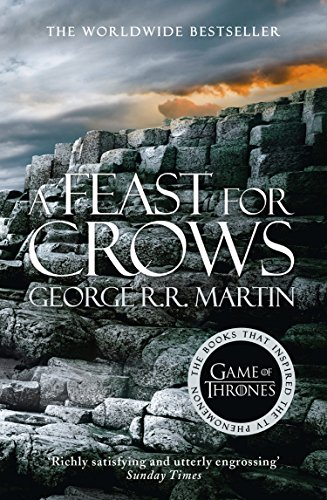 A Feast for Crows by George R. R. Martin, ISBN: 9780002247436