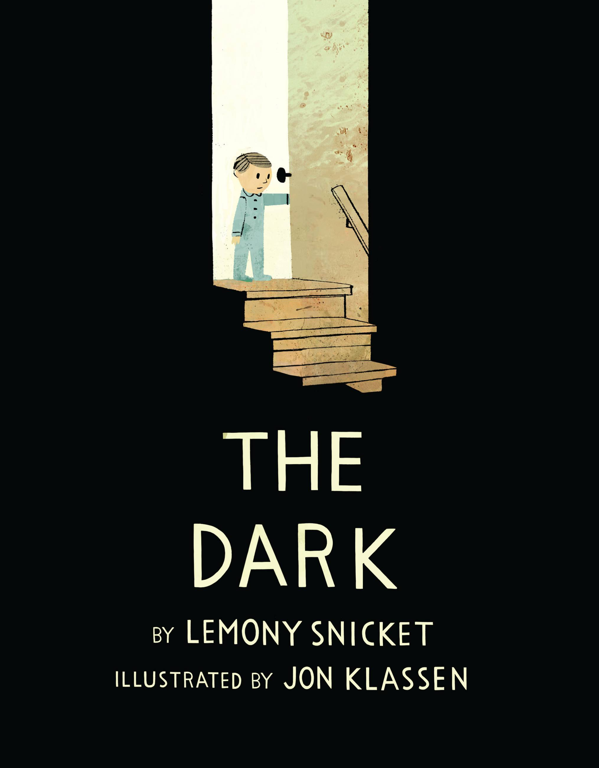 Cover Art for The Dark, ISBN: 9780316187480