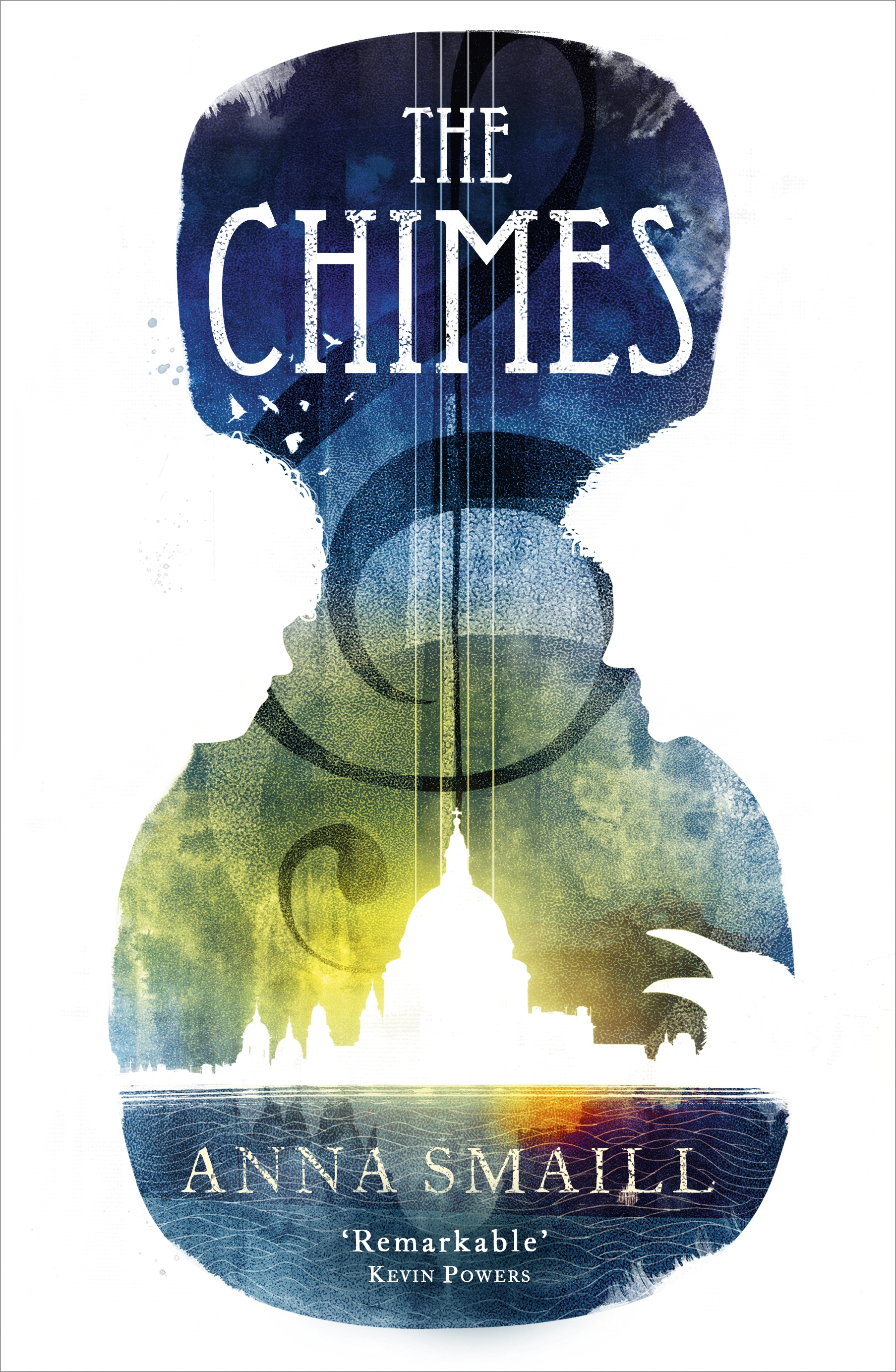 Cover Art for Chimes, ISBN: 9781444794533