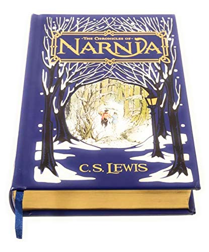 The Chronicles Of Narnia (Bonded Leather) by Lewis, C. S., ISBN: 9781435117150
