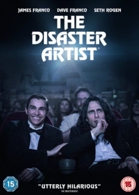 The Disaster Artist [DVD + Digital Download] [2017]
