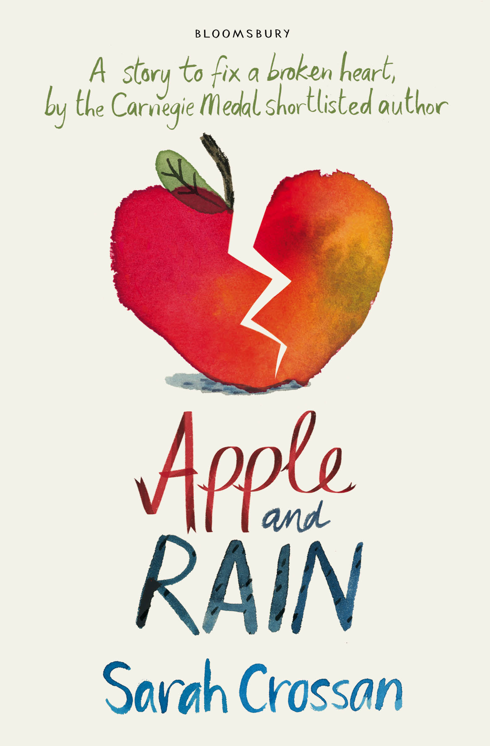 Cover Art for Apple and Rain, ISBN: 9781408857717