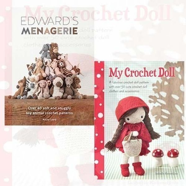 Best Crochet Toy Pattern Books: Amigurumi, Baby Toys and More ... | 600x600