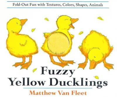 Fuzzy Yellow Ducklings Gift Set [With Plush]
