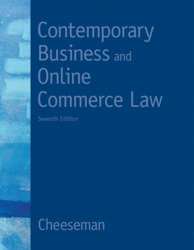 contemorary business Welcome to the web site for contemporary business, fifteenth edition by louis e boone and david l kurtz this web site gives you access to the rich tools and resources available for this text.