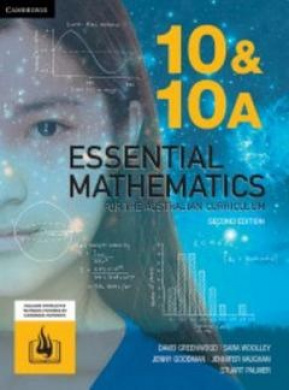 Essential Mathematics for the Australian Curriculum Year 10 2ed Print Bundle (Textbook and Hotmaths)