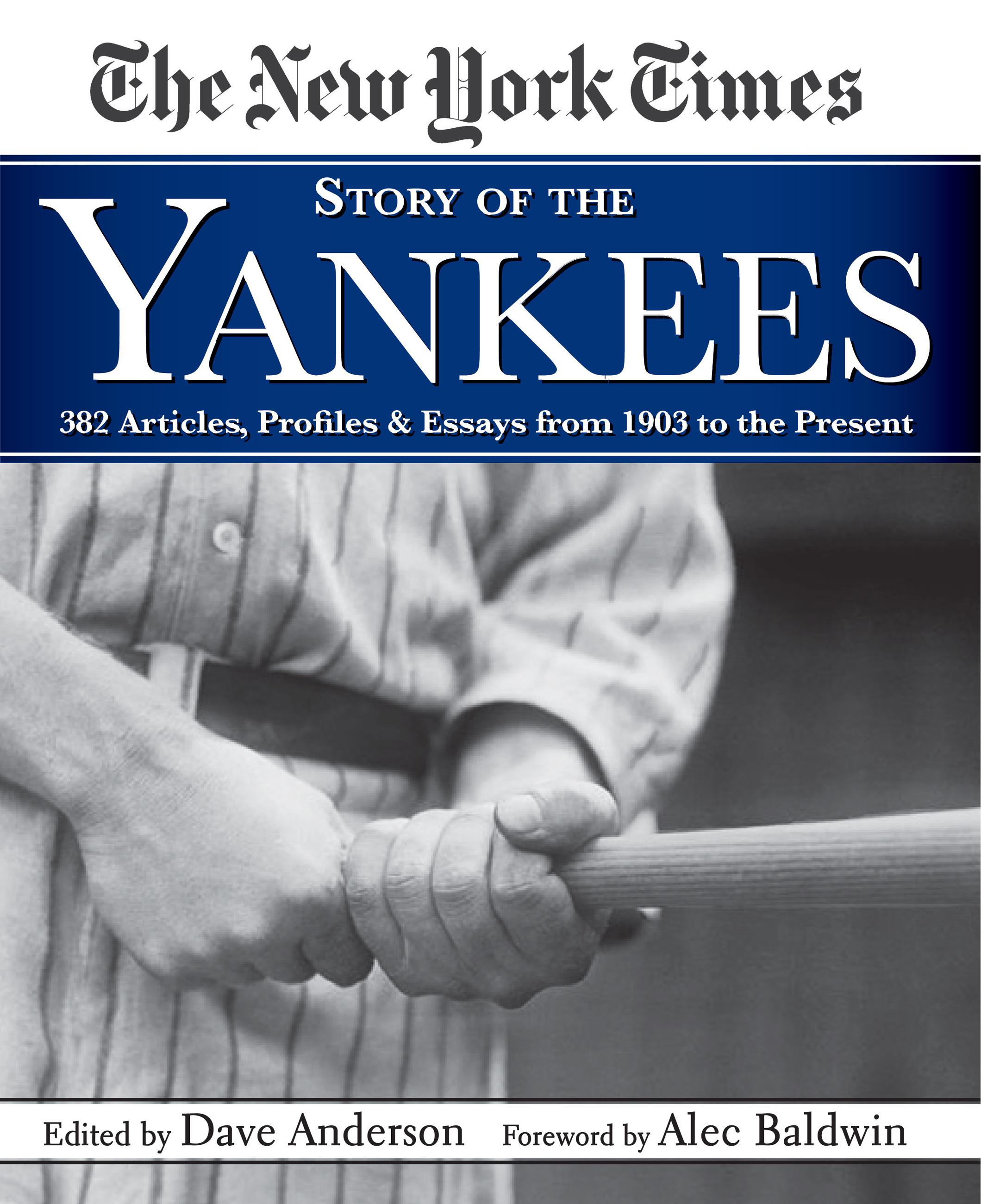the history of the new york yankees 1922-10-04 writer grantland rice does the announcing as the new york giants-new york yankees baseball world series is broadcast for the first time over radio (wjz & wgy) 1922-10-05 ny yankees and giants play out a controversial 3-3 tie in 10 innings in game 2 of baseball world series at polo grounds, manhattan, ny giants win series, 4-0-1.