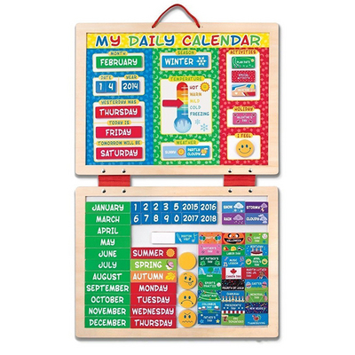 Booko Comparing Prices For Melissa Doug My First Daily Magnetic