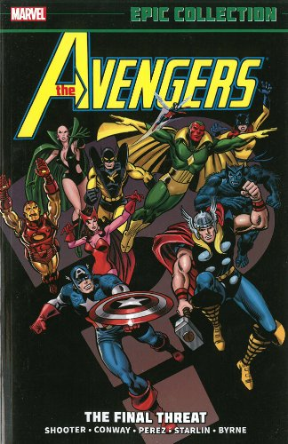 Avengers Epic Collection by Gerry Conway, ISBN: 9780785187905