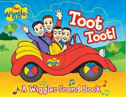 Wiggles Toot Toot! Sound Book