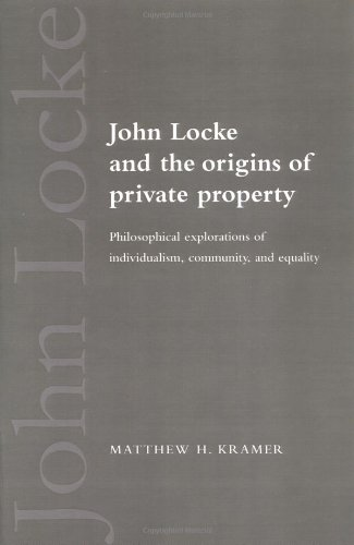 the breaking of lockes ideas on private property in the political theory of possessive individualism John locke's labor theory of property is one of the seminal ideas of political philosophy and served to establish its author's reputation as one of the leading social and political thinkers of all time through it locke addressed many of his most pressing concerns, and earned a reputation as an.
