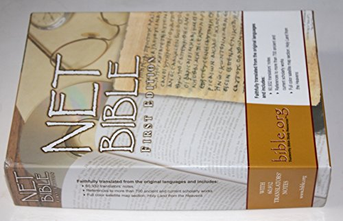 The NET Bible - British Tan Leather