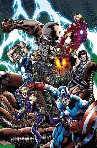 Ultimate Comics Avengers Omnibus by Mark Millar, ISBN: 9780785161325