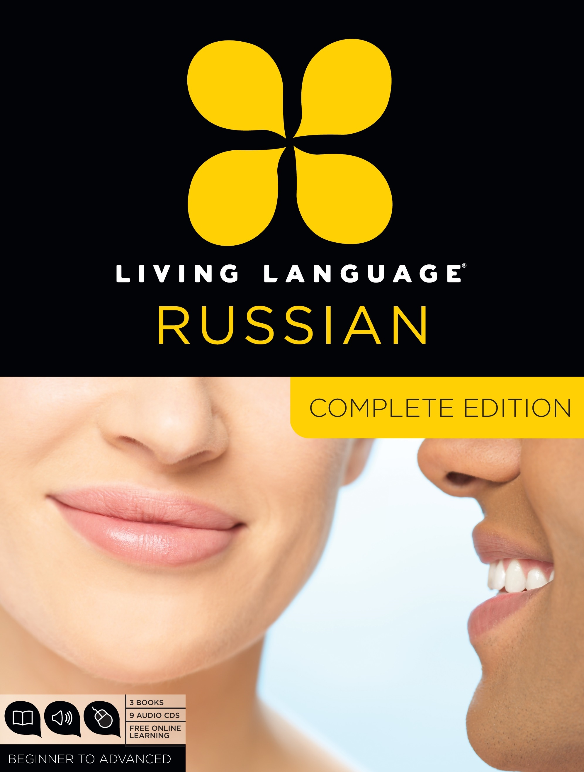 Living Language Russian, Complete Edition by Living Language, ISBN: 9780307972101