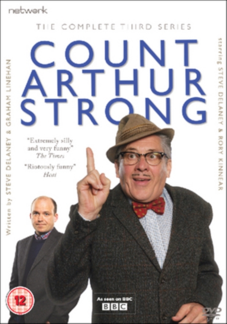 Count Arthur Strong The Complete Third Season [Region 2 NON USA DVD] by Fremantle, ISBN: 5027626460044