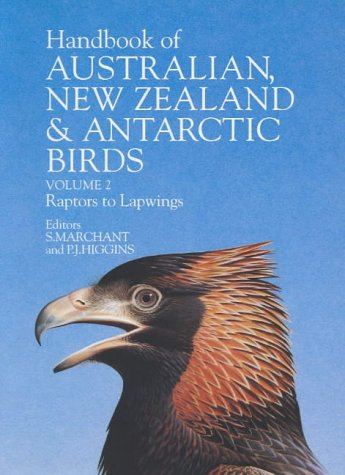 Handbook of Australian, New Zealand and Antarctic Birds: Raptors to Lapwings v.2