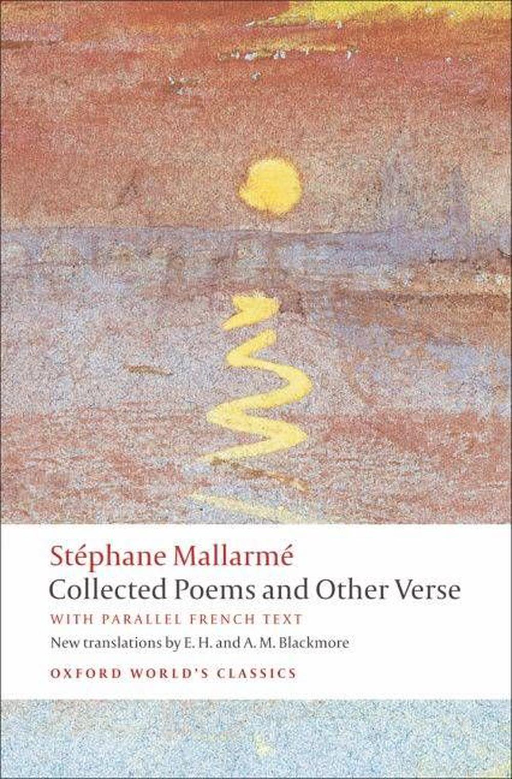Collected Poems and Other Verse by Stephane Mallarme, ISBN: 9780199537921