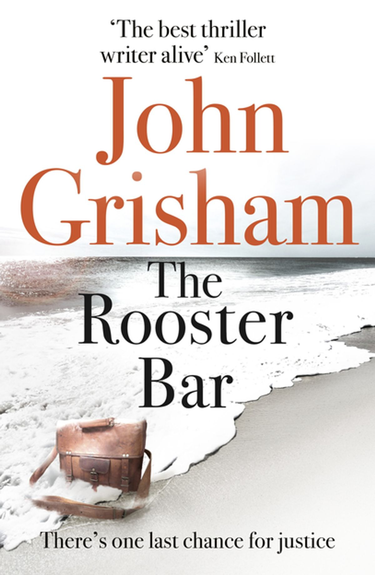 The Rooster Bar: The New York Times Number One Bestseller by John Grisham, ISBN: 9781473616929