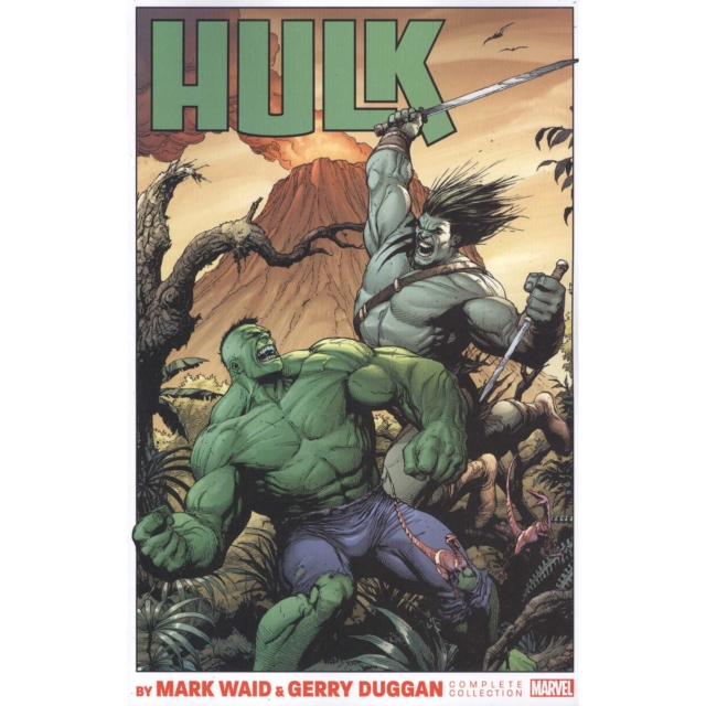 Hulk By Mark Waid & Gerry Duggan: The Complete Collection by Waid Mark, ISBN: 9781302913199