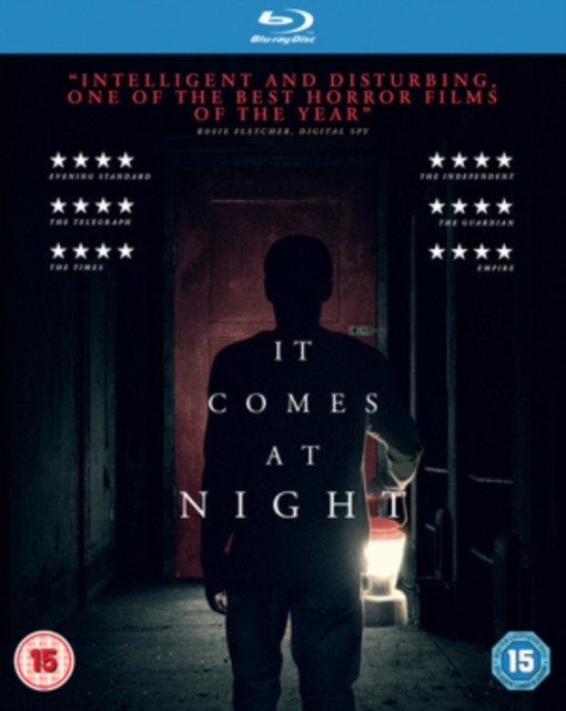 It Comes at Night (Blu-ray + Digital Download) [2017]