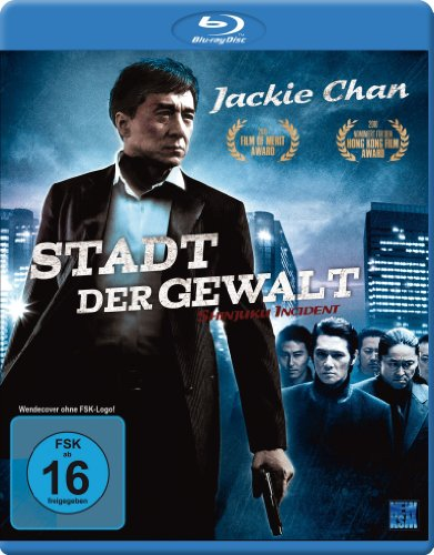BD * Jackie Chan - Stadt der Gewalt - Shinjuku Incident [Blu-ray] [Import allemand]