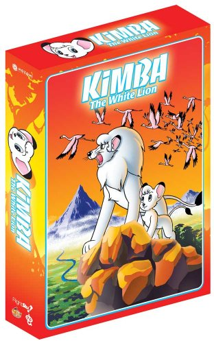 Kimba the White Lion: The Complete Series by KIMBA: WHITE LION COMPLETE SERIES, ISBN: 0742617138225
