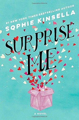 Surprise Me by Sophie Kinsella, ISBN: 9780399592881