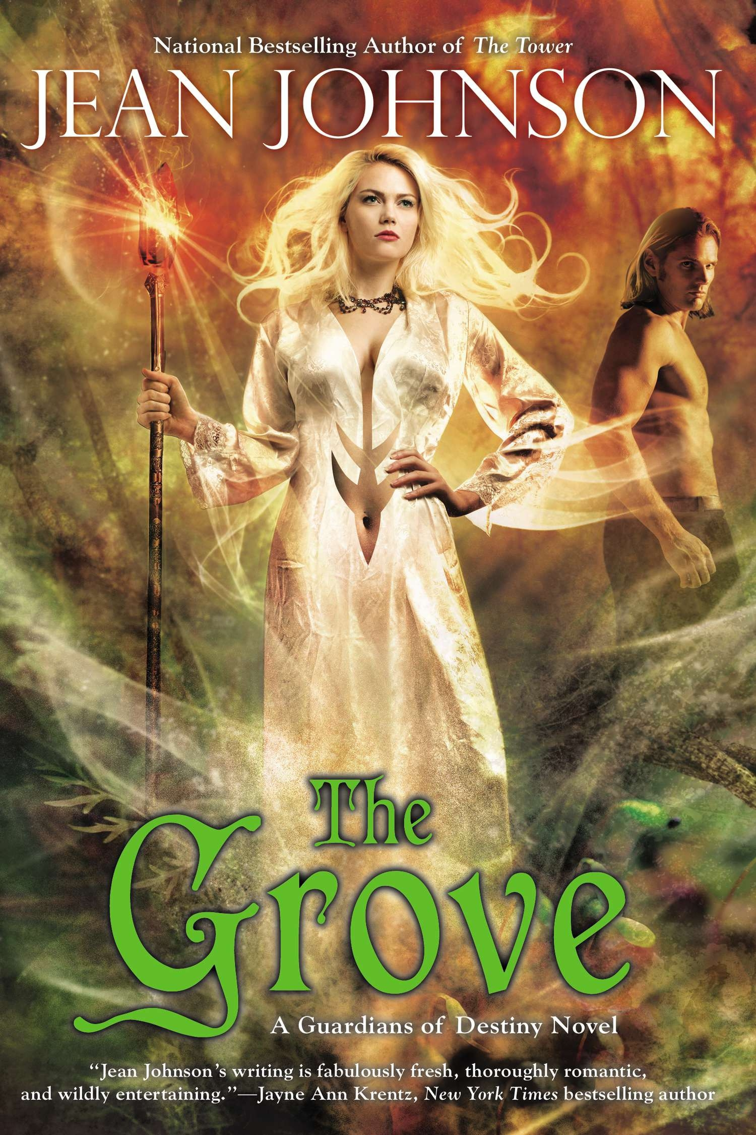 The Grove by Jean Johnson, ISBN: 9780425262245