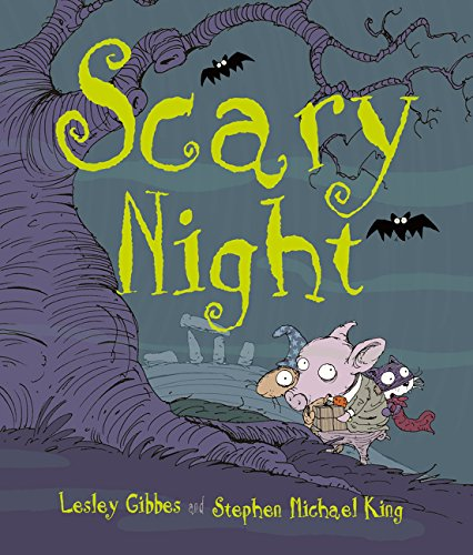 Cover Art for Scary Night, ISBN: 9781921504631