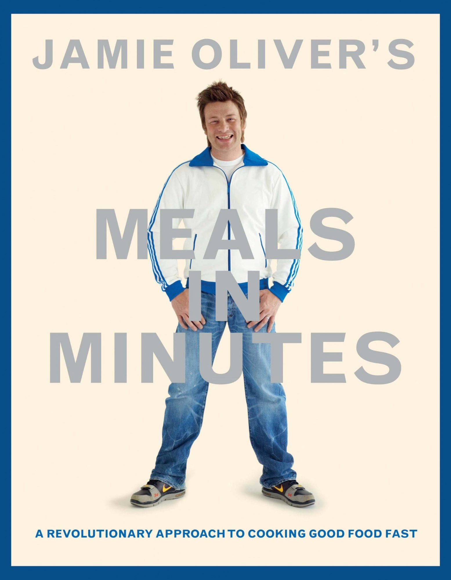 Jamie Oliver's Meals in Minutes by Jamie Oliver, ISBN: 9780316335836
