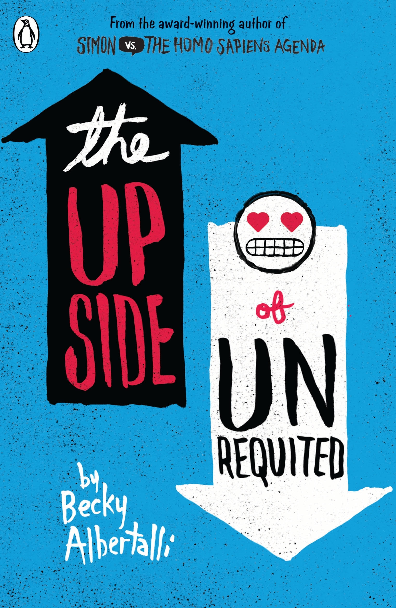 The Upside of Unrequited by Becky Albertalli, ISBN: 9780141356112
